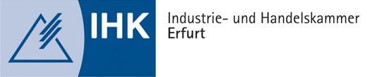 Logo Industrie- und Handelskammer Erfurt